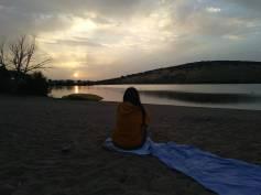 Amanecer playa
