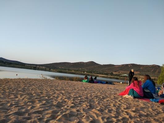 Momentos en la playa