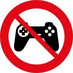 prohibido-el-Gaming